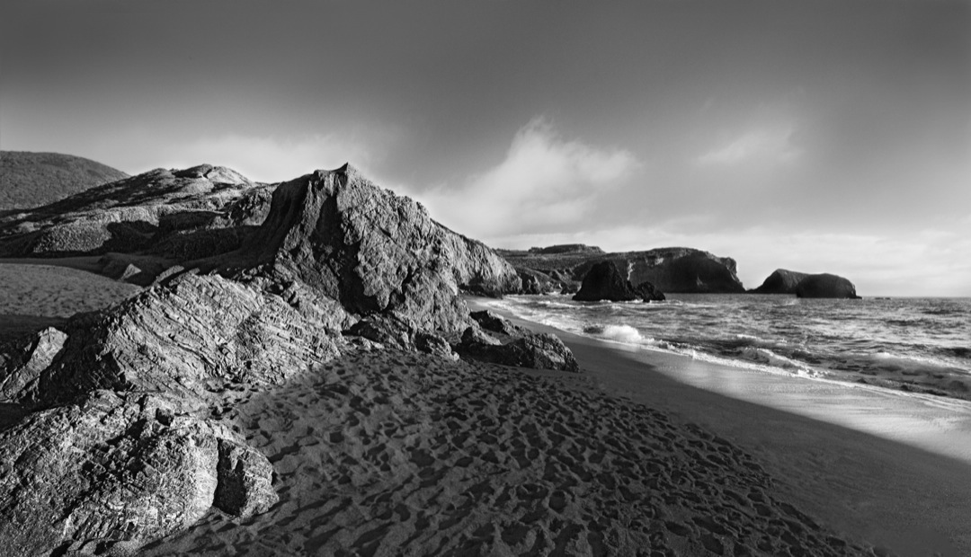 RODEO-BEACH_Panorama-2-22A-BW-1080
